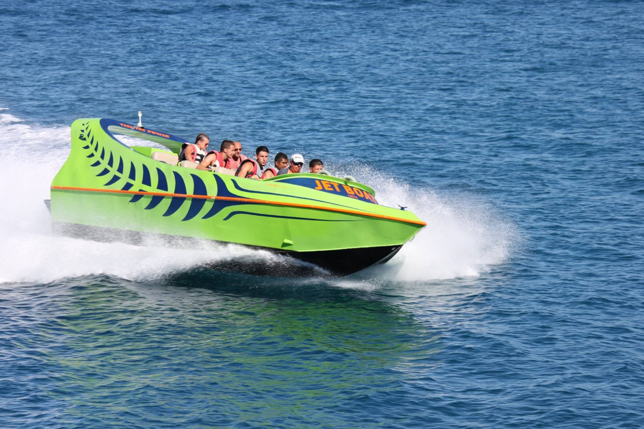 Jetboat Hersonissos Crete, High Speed Fun in Water – The Ride Of